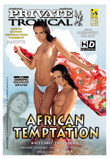 African Temptation-Private Movie