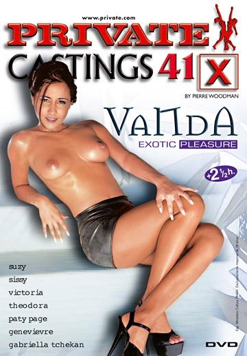 Private Casting X 41