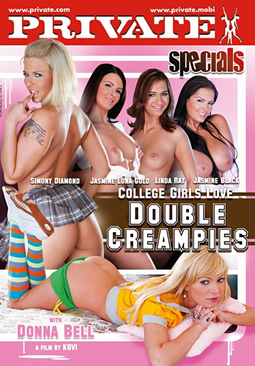 College Girls Love Double Creampies-Private Movie