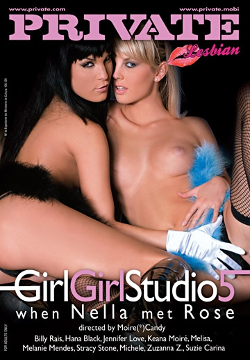 Girl Girl Studio 5 - When Nella Met Rose-Private Movie