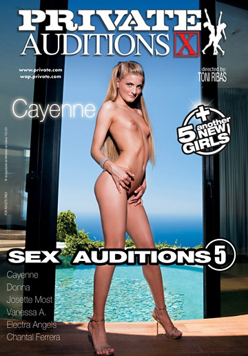 Sex Auditions 05-Private Movie