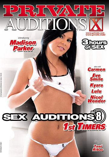 Sex Auditions 08 - First Timers-Private Movie