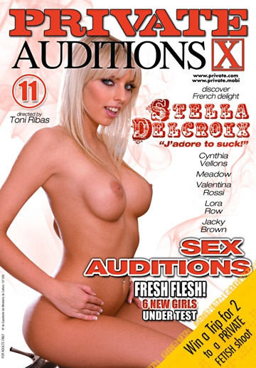 sex audition toni ribas i