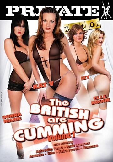 The British Are Cumming-Private Movie