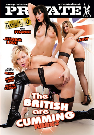 The British Are Cumming Vol. 3-Private Movie