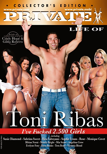 The Private Life Of Toni Ribas-Private Movie