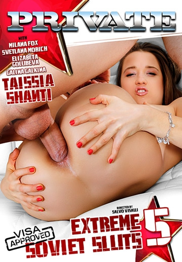 Extreme Soviet Sluts 5-Private Movie