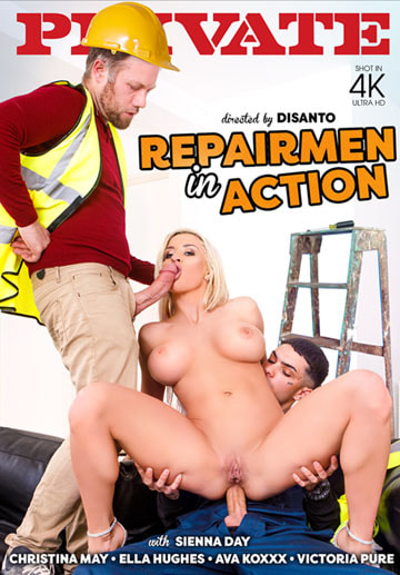 Repairmen in Action-Private Movie