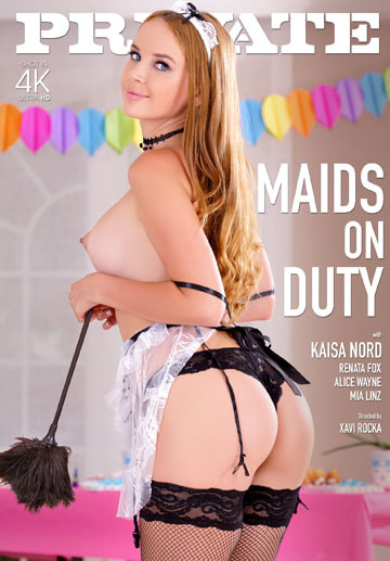 Maids on Duty-Private Movie