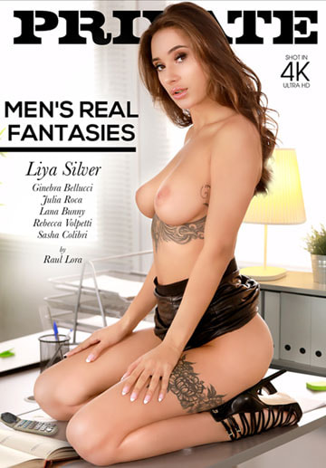 Men's Real Fantasies-Private Movie