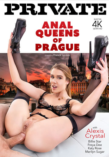 Anal Queens of Prague-Private Movie