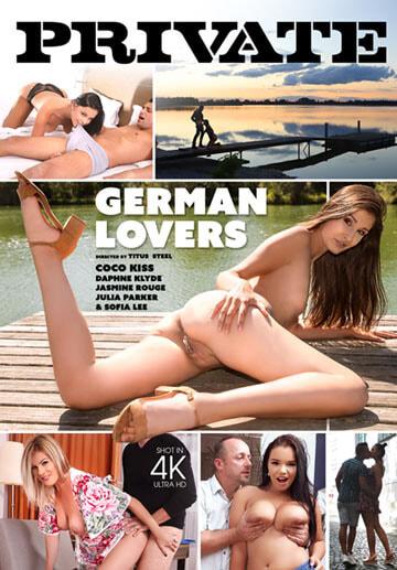 German Lovers-Private Movie