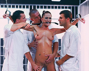 Private  porn video: Donna Marie Gets All Holes Filled in MMMF Foursome with DP and Blowjob