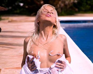 Private  porn video: ¡Buenos días Boroka Balls!