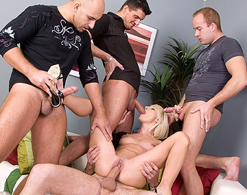 Private HD porn video: Lena Cova Gangbang Facial Party