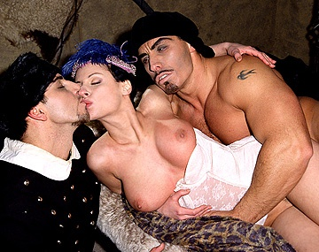 Private  porn video: Michelle Wild in a Hardcore MMF Threesome with Blowjobs and a DP