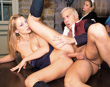 Private  porn video: Grace and Claudia Work Hard and Play Hardcore with a Few Guys