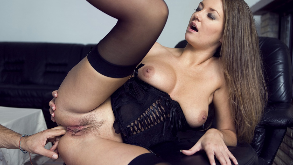 noir lingerie sexe vidéos