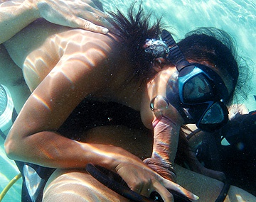 Private  porn video: Priva Gets Fucked under Water during a Scuba Diving Lesson before Anal
