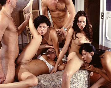 Private  porn video: A Huge Orgy Starring Kate More Erupts at a Wedding Party