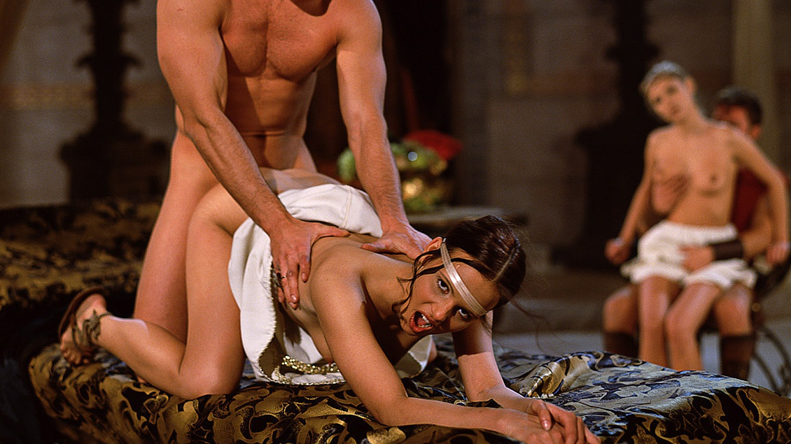Greek mythologylovesex scene in poseidon's catch
