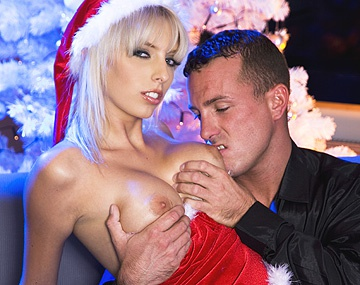Private HD porn video: A Christmas Gangbang for Stella Delcroix