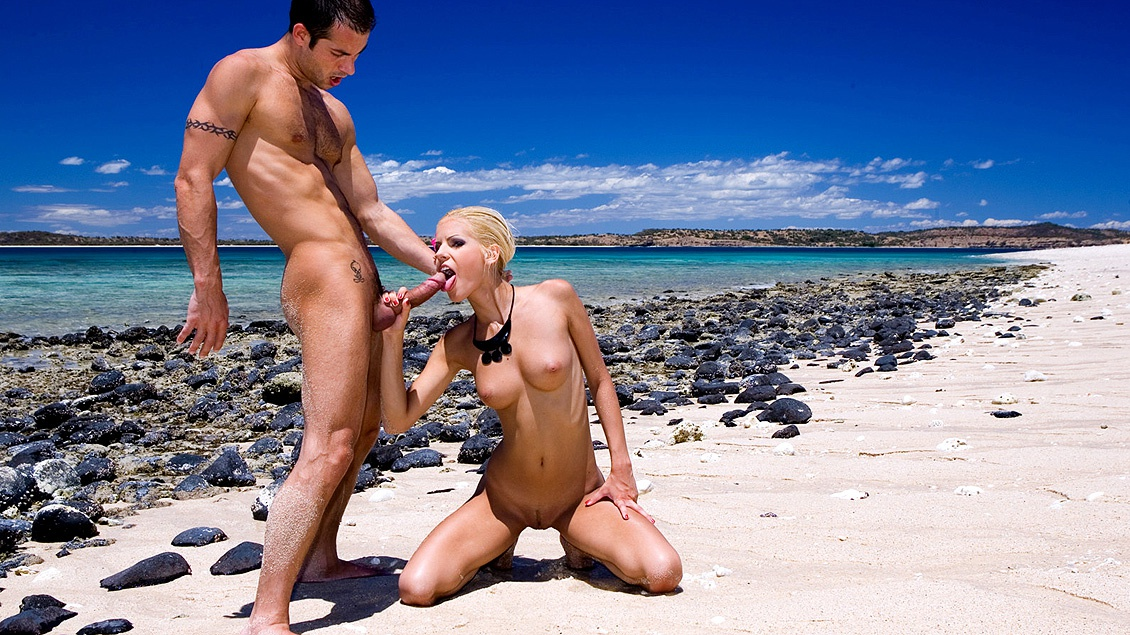 Blonde Beach Fuck Sex Yourporn 1