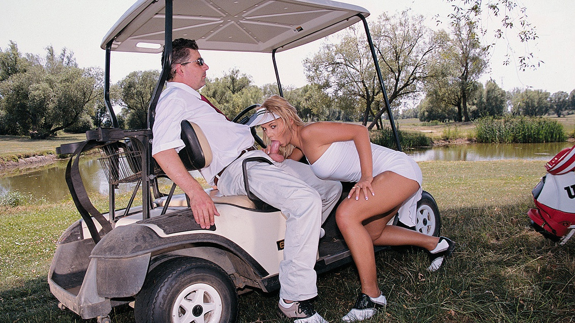 Golf XXX video