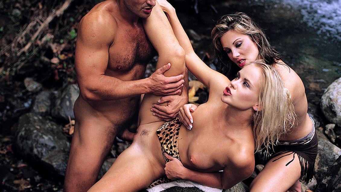 Bi sexe Trio porno