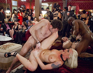Private HD porn video: Orgía de Swingers en San Francisco - Seguimos