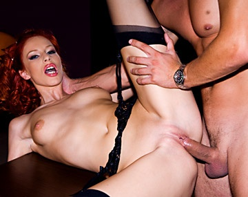 Private  porn video: Marsha Takes An Anal Pounding