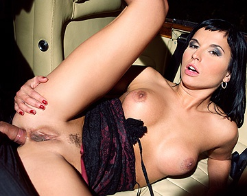 Private HD porn video: While Riding with a Rich Man Renata Initiates Sex and They Do It