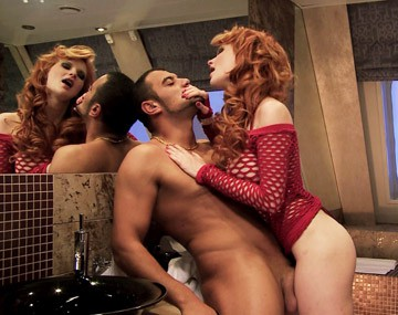 Private HD porn video: Tarra White Shows Her Man Who Is Really in Charge