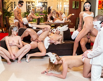 Private HD pon video: Private's Best Babes Get Sticky and Satisfied in a Kinky Fetish Orgy