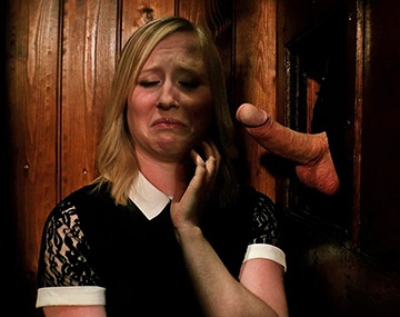 Private HD porn video: Nympho Blonde Satine Spark Is Cleansed By The Priest's Big Dick