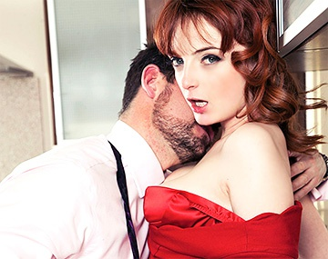 Private HD porn video: Lola Gatsby veut une queue en guise de dessert
