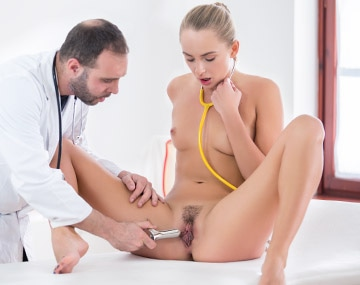 Private HD porn video: Nurse Ivana Sugar Passes the Anal Test