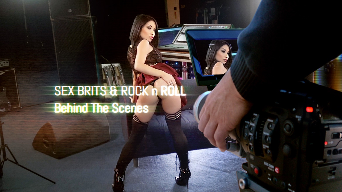 Backstage, Sex Brits & Rock & Roll