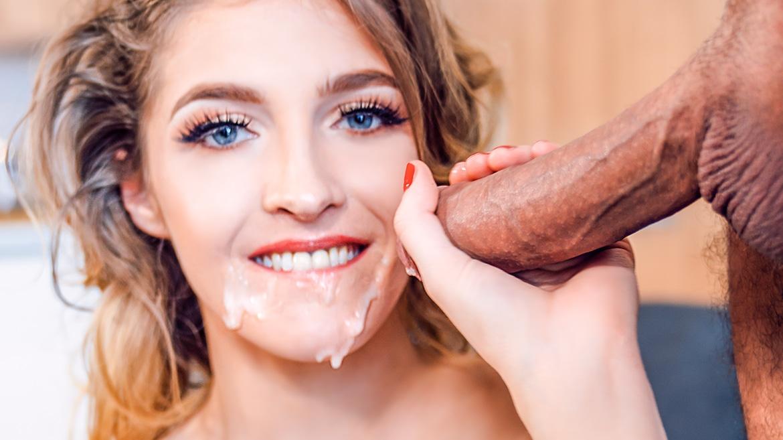 Søt tenåring naken jente