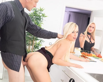 Private HD porn video: Thanksgiving Day Fuck with Father In-law