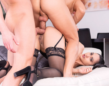 Private HD porn video: Ginebra Bellucci, Horny Maid Eager to Impress