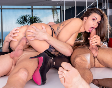 Private HD porn video: Susy Gala Enjoys Threesome with Plumber and Husband