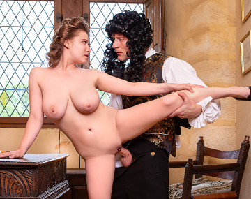 Private HD porn video: Alice Wayne's Tits and the Law of Gravity