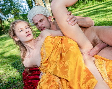 Private HD porn video: Tiffany Tatum Fucks in the Great Outdoors