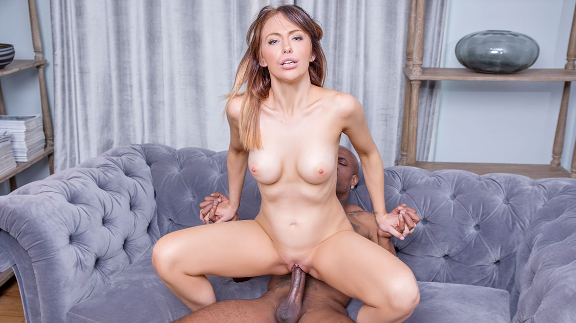 Chelsea Ellis, Stress Relieving Interracial Fuck