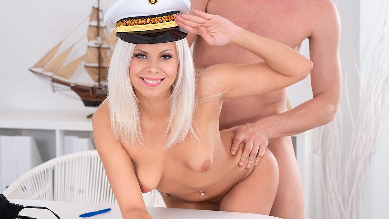 Julia Parker, the Demanding Captain