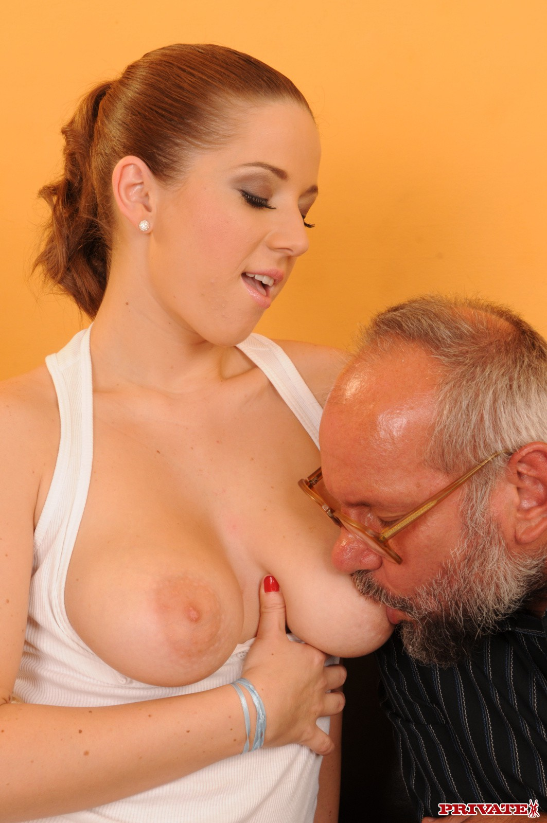 Delicious Chick Nicole Sweet Gets Her Juicy Tits And Smooth Pussy Fucked By Mature Cock